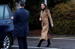 UK royal Kate sets up new centre to focus on importance of early years