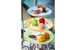 Have a fine afternoon tea at home