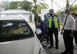 OKU Sentral drive-through PPV to boost capacity to 40,000 shots in five months