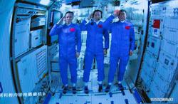 China's Shenzhou-12 mission contributes further to human space exploration