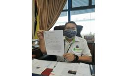 Kuching South council urges public to ignore vaccine sign-up form on social media, says it's fake