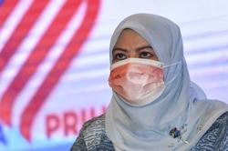 Special vaccination centre for the disabled to open on June 21 in Bangi, says Rina Harun