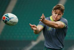 Rugby-Wallabies captain Hooper cool on giving team mates sabbaticals