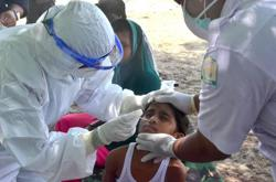 Covid-19 infections surges to almost 148, 000 in Myanmar