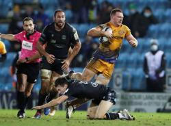 Rugby-Exeter's Simmonds named Premiership Player of the Season