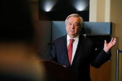 U.N. chief Guterres appointed for second term