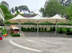 All quiet on Penang Hill