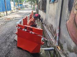 DBKL starts repairs on damaged drains in Imbi