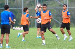Gonzalo out, Shane in for JDT's ACL challenge