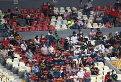 Soccer-Mexico hit with FIFA fan ban at two home World Cup qualifiers