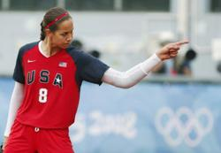 Olympics-Returning U.S. Olympians rely on experience for another shot at glory