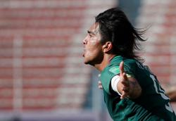 Soccer-Bolivia's Martins gets one-game ban for criticising Copa organisation