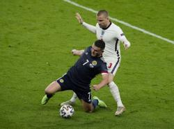 Soccer-England given reality check by gutsy Scotland in stalemate