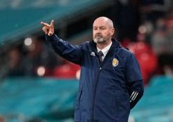 Soccer-Scotland boss tips Gilmour for big future after fine full debut
