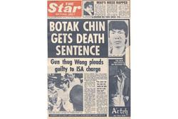 Flashback #Star50: Botak Chin – the 'lucky' gangster
