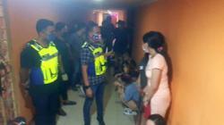 Cops raid Jalan Pasar Pudu condominium suspected to be brothel