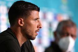 Soccer-Portugal's Dias says demanding season motivated him for Euros