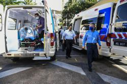 Dr Adham: More negative pressure ambulances to be procured to ferry Covid-19 patients