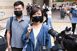 Hong Kong pro-democracy media outlet Apple Daily's top media executives denied bail under security law
