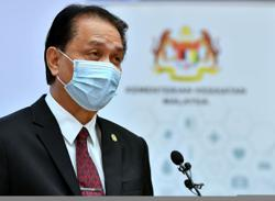 Covid-19: Four out of 24 new clusters detected involve detention centres, says Health DG