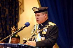 Johor Ruler, royal family receive Covid-19 vaccination