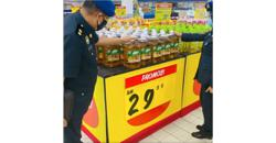 Consumer Affairs Ministry enforcement teams swoop into action to ensure supply of essential items, SOP compliance