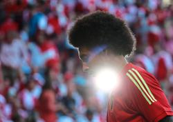 Witsel back for Belgium after determined recovery