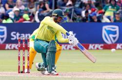 Cricket-De Kock misses ton but S.Africa in control of second Windies test
