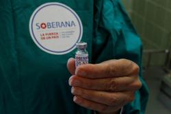 Cuba encouraged by early efficacy results of homegrown COVID-19 vaccine