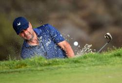 Golf-Reality check ends fairytale Bland run at U.S. Open
