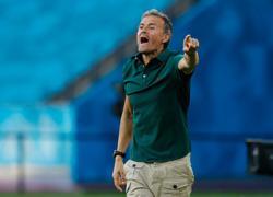 Soccer-Luis Enrique not worried about Spain's chances despite Poland draw