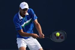 Tennis-Raonic pulls out of Wimbledon due to calf injury