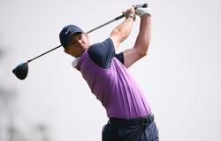 Golf-McIlroy targets final-round 68 at U.S. Open