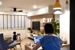 Singapore to keep work-from-home as default arrangement