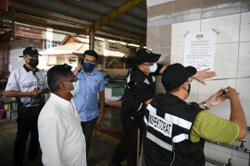 Chai Leng Park market in Prai closed after 11 Covid-19 cases discovered