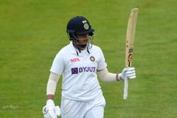 Cricket-India celebrate 'once-in-a-generation' talent Verma