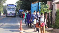 Cambodia: Delta variant detected in returning migrant workers
