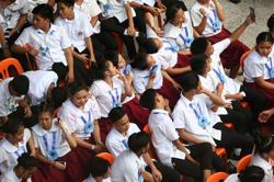 Philippines plans jabs for teenagers and faster vaccination rate
