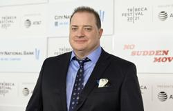 Brendan Fraser plays a 270kg man who is eating himself to death in new movie