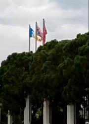 Flag error rectified