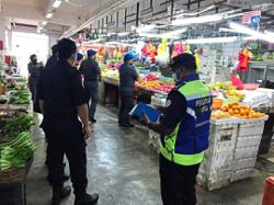 Several businesses fined for flouting rules