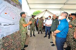 MB: Field hospital reflects govt's serious efforts