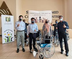 RM30,000 aid to boost healthcare capacity