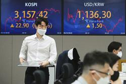 S. Korean stocks tipped to face selling pressure