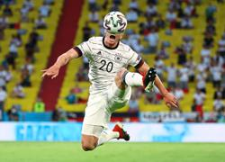 Dream performance by leftback as Germany torment Portugal