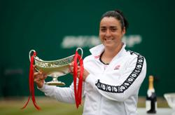 Tennis-Jabeur becomes first Arab woman to win a WTA title