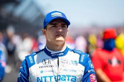 Motor racing-Palou wins at Road American as F1 team mates reunite