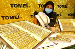 Gold jewellery export to stay flat this year