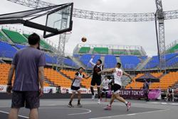 FOCUS ON-3x3 basketball at the Tokyo Olympics