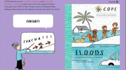 Kelantan floods rescue mission highlighted in global children's book series